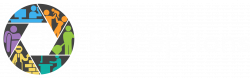 changing perceptions_logo_white text_white circle